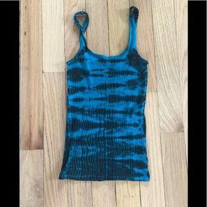 Victoria's Secret tie-dye tank top size XS NEW
